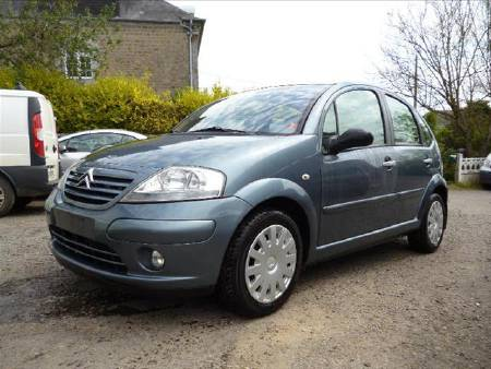 Citroen C3 1.4 HDI70 EXCLUSIVE SENSODRIVE