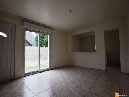 Appartement 3 chambres avec cour privative, cave et place de parking
