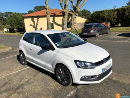 VOLSWAGEN POLO V TDI BLUEMOTION  3P 2015