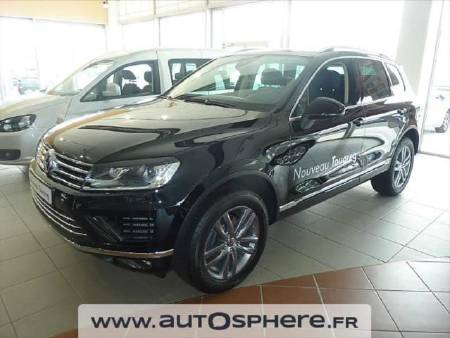 Volkswagen Touareg 3.0 V6 TDI 262 BlueMotion Tech