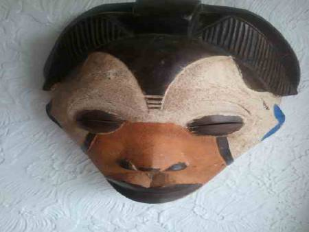 Masques africiains