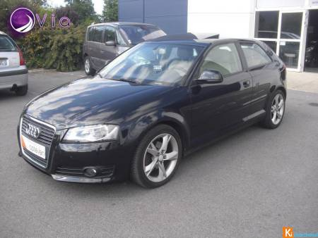 Audi A3 2.0 Tdi 180ch Ambition Luxe To