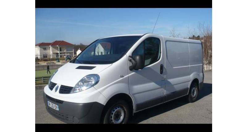 Renault Trafic II 2.0L DCI confort