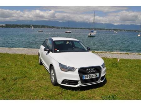 Audi A1 1.6 TDI 90 Ambiente S tronic