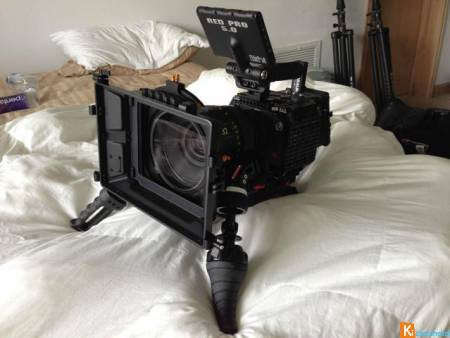 Red Scarlet epic dragon