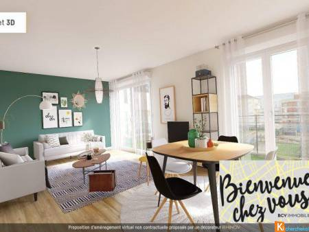 APPARTEMENT T3 - Chartres