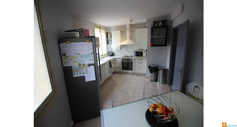 Appartement 6 P, Terrasse, 2 SDB, Parking, garage, cave
