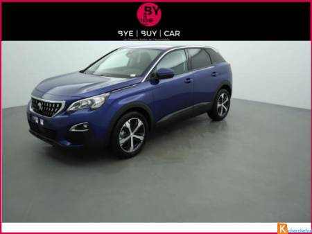 Peugeot 3008 1.5 Bluehdi 130ch Eat8 Active / Remise -26%