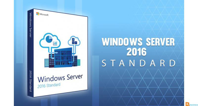 Windows Server 2016 Standard Windows Server 2016 S