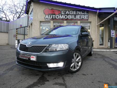 SKODA Rapid Spaceback 1.2 Tsi 110ch  Edition