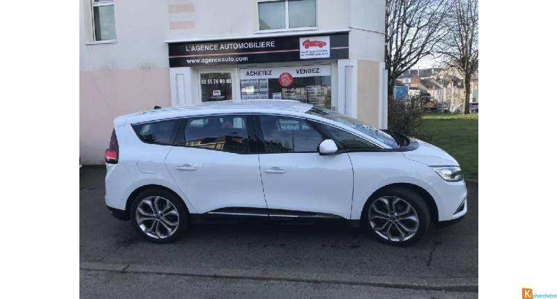 Renault Grand Scenic 1.2 Tce 130ch Energy Business 7 Places