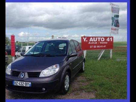 Renault Scenic 1.5 DCI 105 CV confort expression