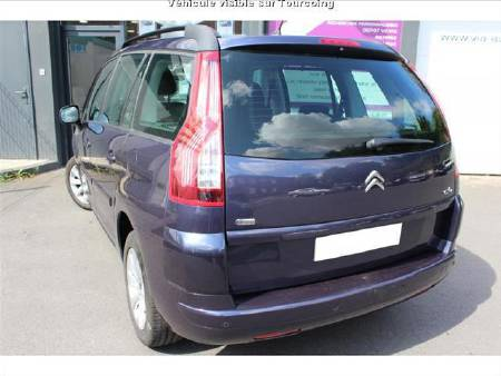 Citroen Grand C4 Picasso C4 grand picasso 1.6 HDI 112 Confort Plus