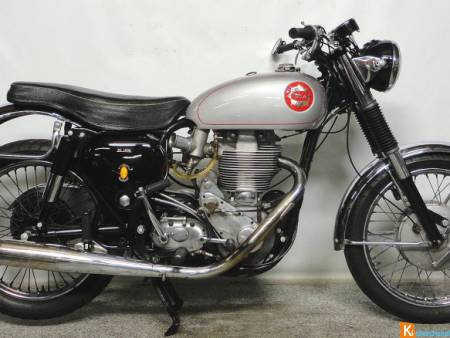 BSA DBD34 GOLDSTAR 1958