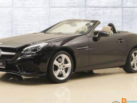 Mercedes SLC 250 D 204ch Fascination 9g-tronic