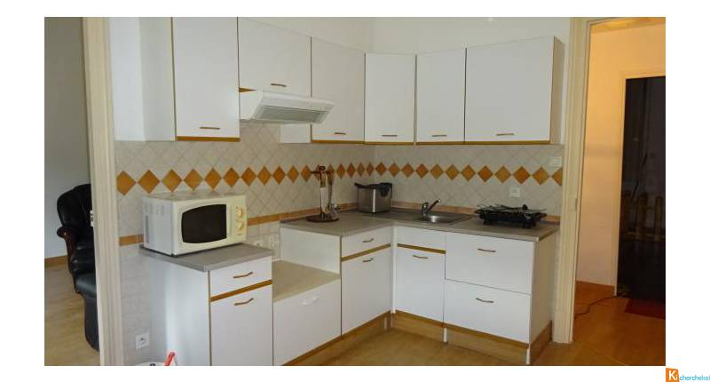 Appartement T2 bis balcon, garage - Thiers