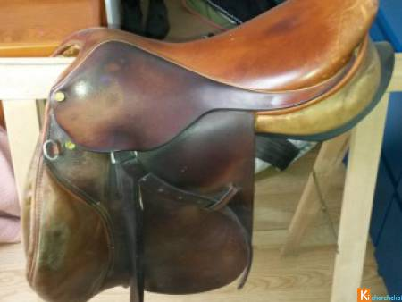 SELLE MIXTE EQUITATION