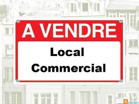 Local commercial Toul 100 m2