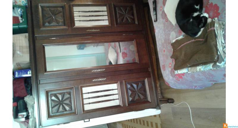 Armoire-table