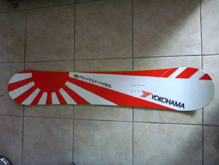 Snowboard YOKOHAMA collector freestyle