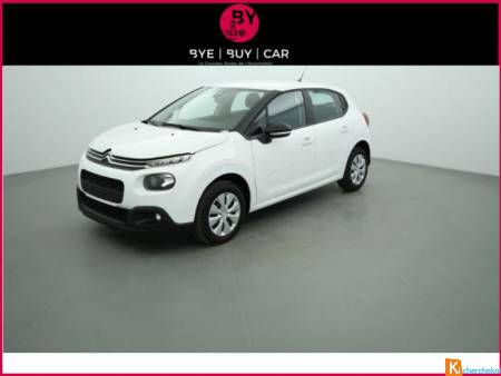 Citroen C3 1.2 Puretech 12v - 82 S&s  2016 Berline Feel