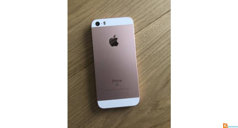Iphone SE or rose 64gb