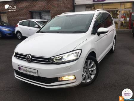 Volkswagen TOURAN 7 Places 2.0 Tdi 150 Carat