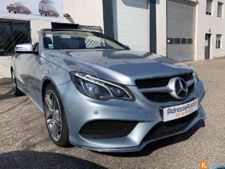 Mercedes CLASSE E Cabriolet 220 Cdi Fascination A