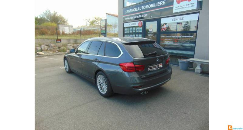 Bmw SERIE 3 TOURING F31 LCI 320d 190 Luxury A