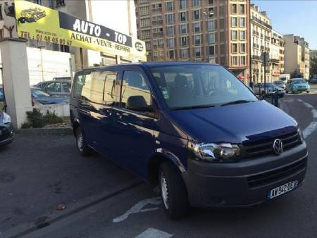 Volkswagen Transporter LONG 2L TDI 9 PLACES