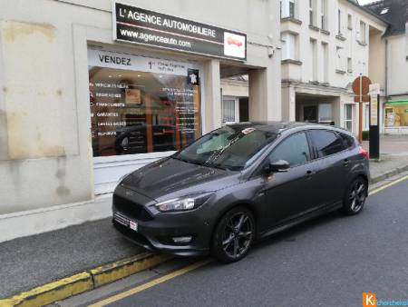 Ford Focus 1.0 Ecoboost 125ch  St Line 1ere Main!