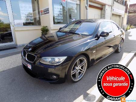 Bmw Serie 3 Coupe 320d 184 Sport Design Pack M