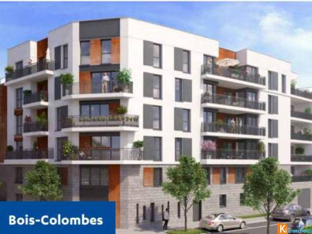 APPARTEMENT F4 NEUF - BOIS-COLOMBES - TVA 5.5% - 3T 2021 - Bois-Colombes