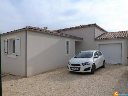 VENTE - VILLA - 110 M2 - 5 PIECES - ROUSSON