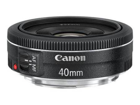 Canon EF 40 mm f/2.8 STM - Canon EF