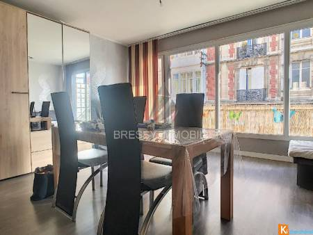 APPARTEMENT 2 PIECES - BELLE RESIDENCE AVEC BALCON CENTRE VILLE