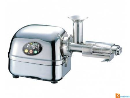 Angel 8500 extracteur de jus double vis