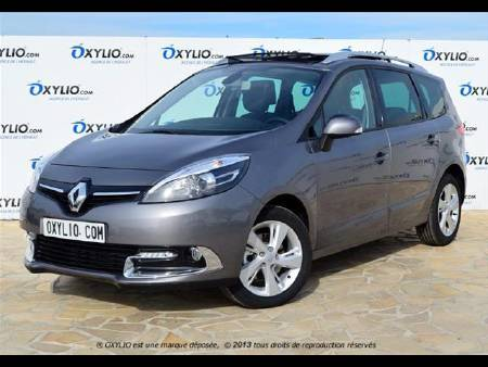 Renault Grand scenic III (2) 1.6 DCI 130 ENERGY LOUNGE 7PL ECO2