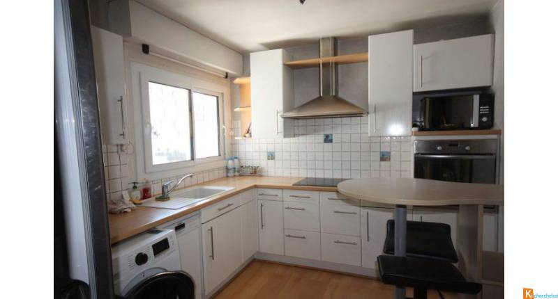 Appartement traversant T5 meublé de 100m² - Annemasse