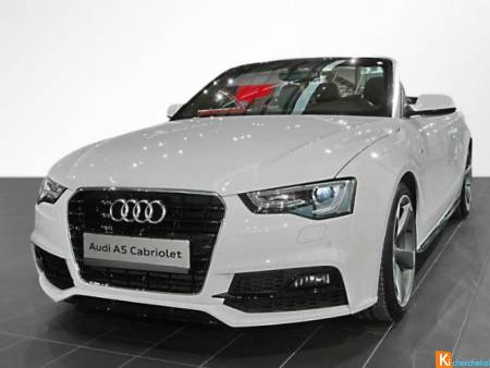 Audi A5 CABRIOLET A5 Cabriolet 2.0 Tdi 190  Diesel  S Line