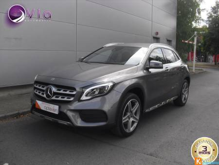 Mercedes CLASSE GLA Gla 200 Fascination Amg 7g-dct