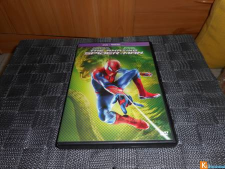 DVD The Amazing Spiderman 1