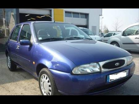 Ford Fiesta 1.8DIESEL FINITION GHIA