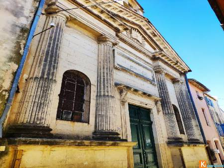 Ancien Temple Lunel - 200m2