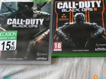 Jeux Call of Duty