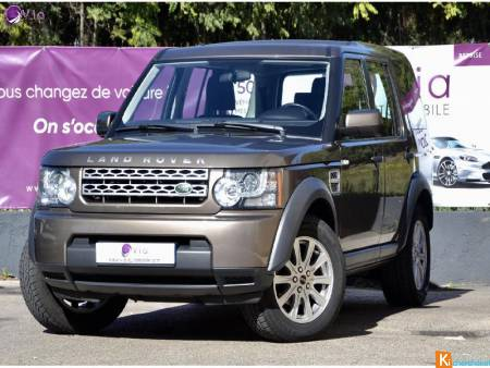 LAND ROVER DISCOVERY 4 Tdv6 7places Iv S
