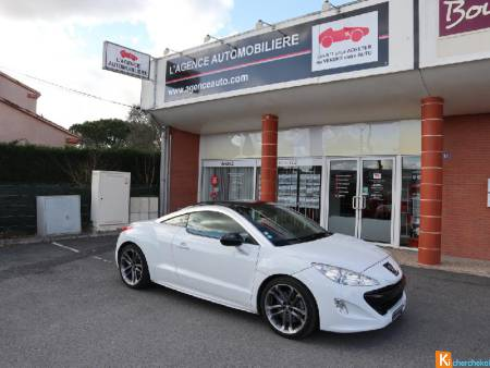 Peugeot RCZ 2.0 Hdi Fap 163 + Gps + Ja19 + Options