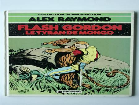 BD FLASH GORDON -TYRAN MONGO