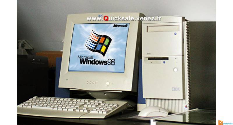IBM Aptiva Windows 98