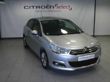Citroën C4 ii VTi 120 Exclusive